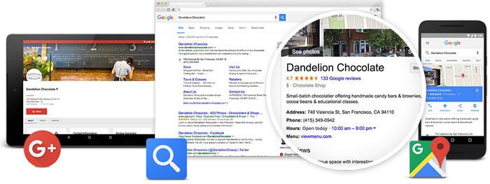 Google Local